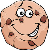 cookie cartoon illustration