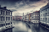 Beautiful Venice cityscape