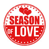 Season of love stamp