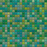 Background of colored mosaic
