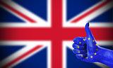 Positive attitude of the European Union for United Kingdom
