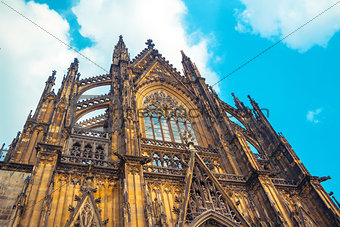 Cologne Cathedral. World Heritage.