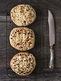 rustic italian onion bread