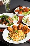 Thai Foods Variety