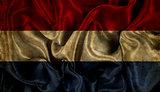 Grunge Netherlands flag background