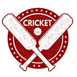 Cricket stamp