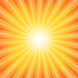 Sun Sunburst Hot Pattern