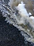 stream and ice