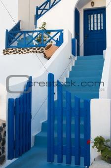Greek home