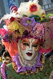 Carnival Venetian Mask