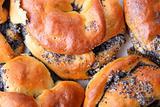 poppy rolls