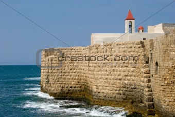 Acre Sea Walls