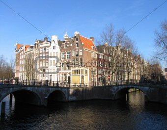 Amsterdam canal 1