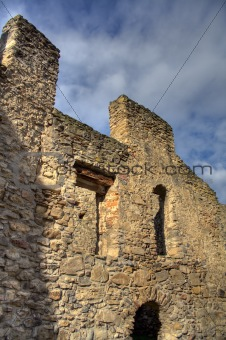 Calnic fortress