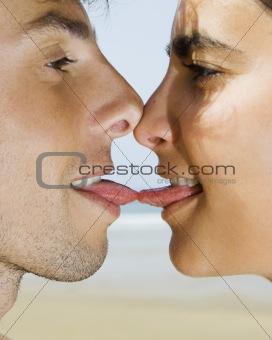 Tonge kiss