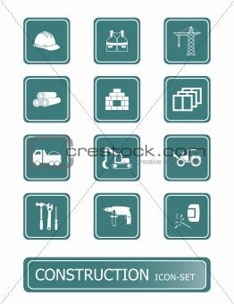 construction icon-set