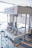 Big machine in the laboratory