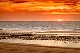sunset Broome