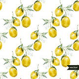 Lemon pattern2