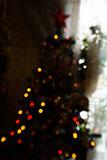 Bokeh of Christmas Tree