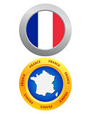 buttons as a symbol of France