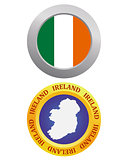 buttons as a symbol of Ireland
