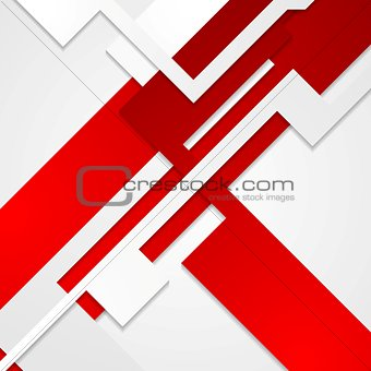 Abstract tech bright background
