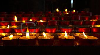 Church - Votive Candles