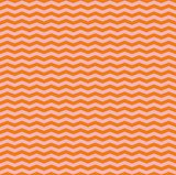 Tile pink and orange zig zag vector pattern