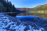Saint Anna Lake, Romania