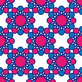 Squares seamless pattern bright colors