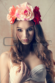 Charming flower