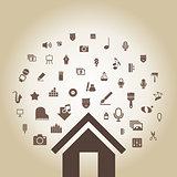 Art the house2