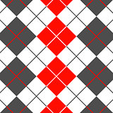 Background with diamonds suitable for shirt, red, grey and white colors