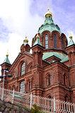 Uspesky Cathedral in Helsinki