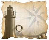 Adventurous Journeys Parchment