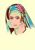 hijab n helmet