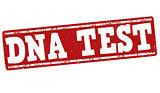 DNA test stamp