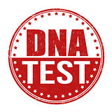 DNA test stamp