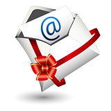 Email Gift Icon