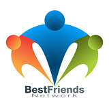 Best Friend Network Icon