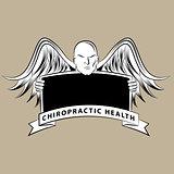 Chiropractic Health Symbol