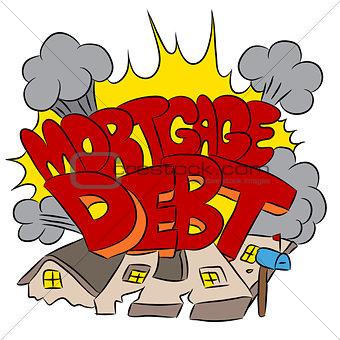 Crushing Mortgage Debt