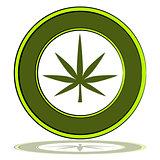 Medical Marijuana Symbol