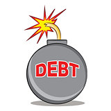 Exploding Debt