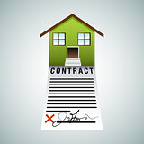Real Estate Home Contract
