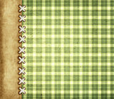 Grunge background for scrapbooking