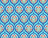 background with seamless pattern two