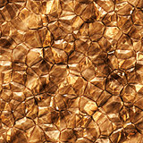 Seamless gold mineral background