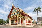 Wat-bot-meuang Temple
